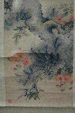 Yan Bolong (1896-1954)  Parrot, 1941