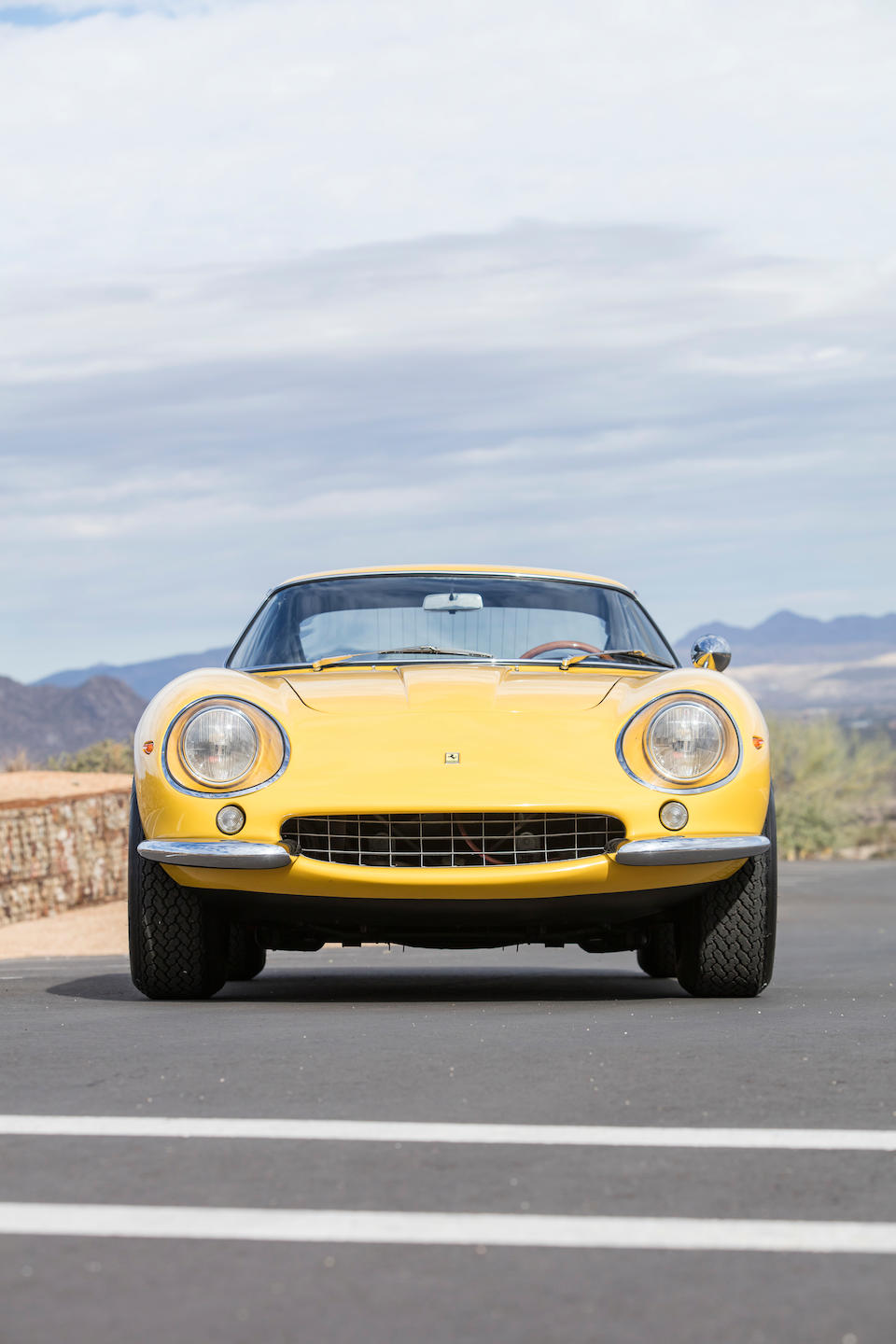 <b>1967 Ferrari 275 GTB/4</b><br />Chassis no. 10381<br />Engine no. 10381