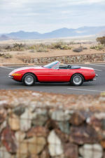 <b>1972 Ferrari 365 GTS/4 Daytona Spider</b><br />Chassis no. 16473<br />Engine no. B2332