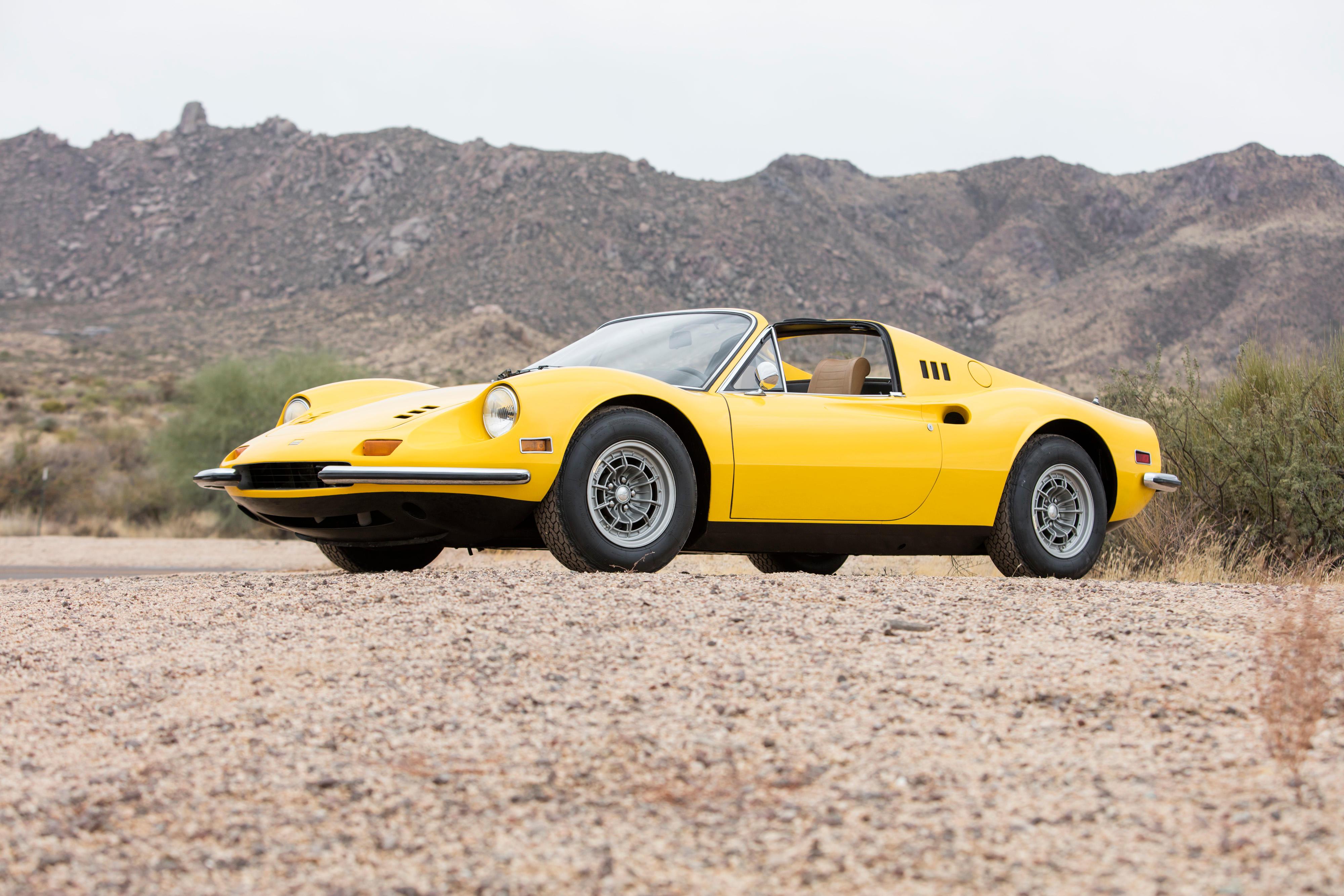 1974 Ferrari Dino 246 Gts Coachwork By Scaglietti Design By Pininfarina Chassis No 08474 Engine No 0012054 Auktionen Preisarchiv
