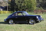 <B>1960 Porsche 356B 1600 Super Coupe</B><br />Chassis no. 110431<br />Engine no. 85748