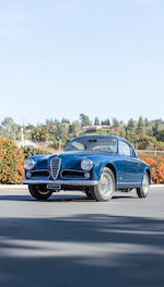 <B>1954 Alfa Romeo 1900C Coupe</B><br />Chassis no. AR1900C.01647<br />Engine no. AR1308.00648