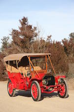<b>1910 Knox Type O 5-PASSENGER TOURING</b><br />Chassis no. CA972059