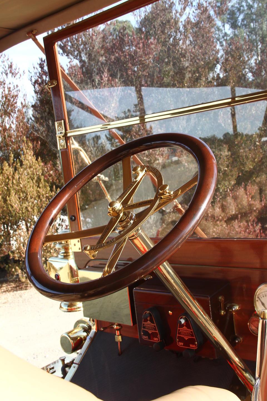 <b>1910 Knox Type O 5-PASSENGER TOURING</b><br />Chassis no. CA972059