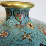 A Cloisonné VASE, MEIPING  19th century