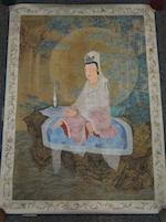 After Yao Wenhan (19th/20th century) Guanyin