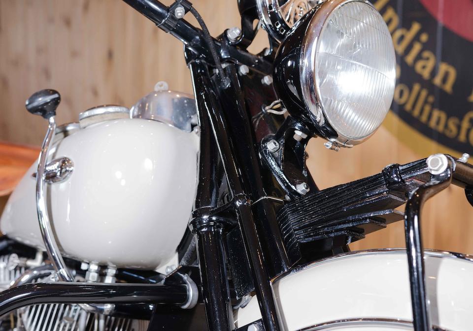 1940 Indian 74ci Chief Engine no. CDO 3448