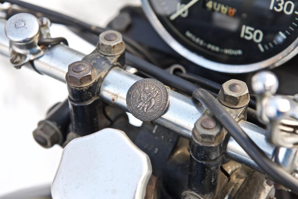 1953 Vincent 998cc Black Shadow Series-C Frame no. to be advised Engine no. F10AB/1B/9681