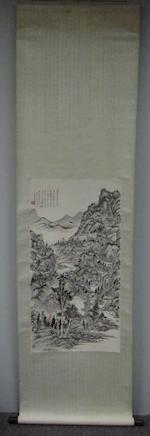Various Artists (19th/20th century) Two paintings of Landscape
