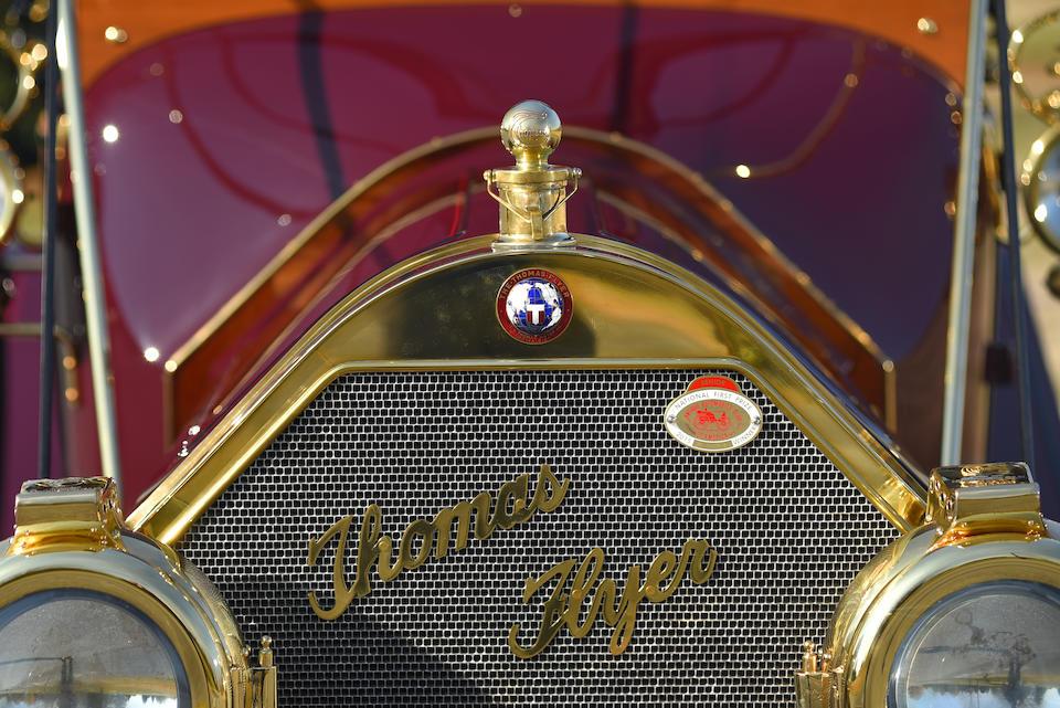 <b>1912 Thomas Flyer Model MC 6-40 Roadster</b><br />Engine no. 1623