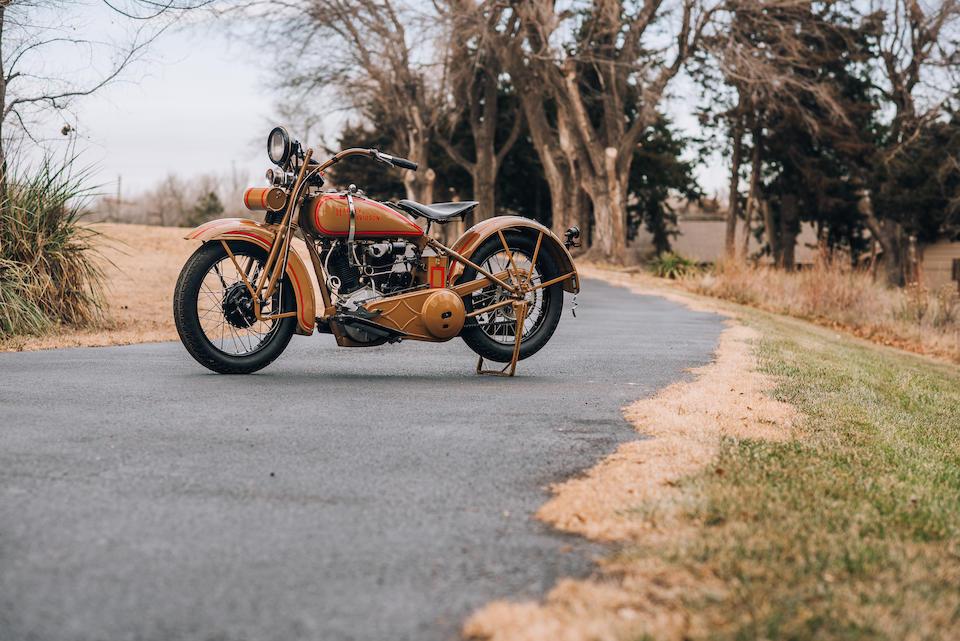 1928 Harley-Davidson 61ci Model J Engine no. 28J5689