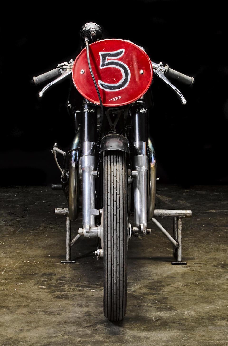 c.1966 Norton 750cc 'Featherbed' Road Racing Motorcycle Frame no. 1 8104905 Engine no. 221011