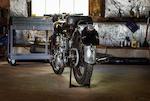 1954 Vincent 998cc Rapide Series-C 'Shadowized' Frame no. RC 1/7257 Engine no. F10AB/1/10191