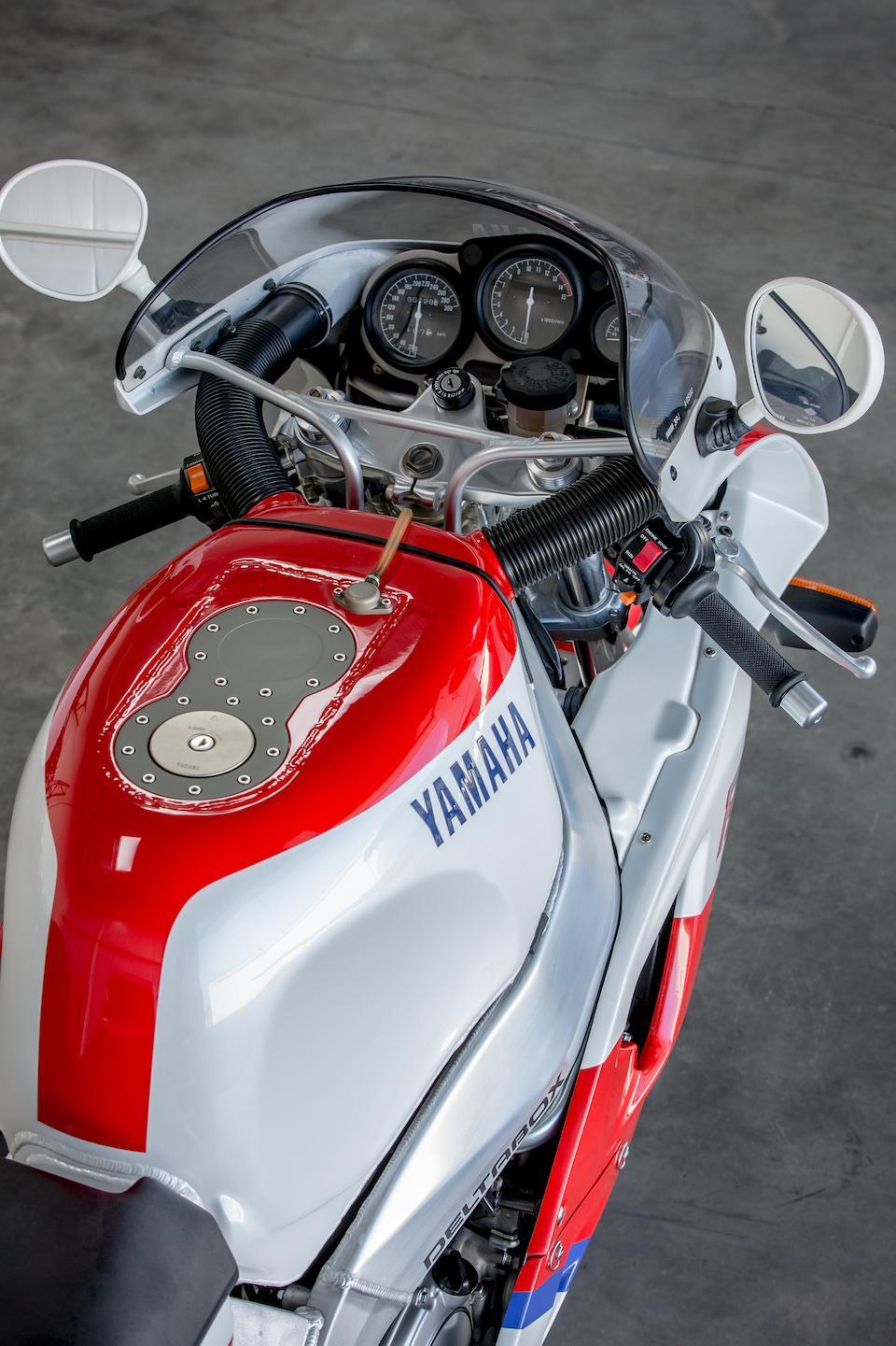 1991 Yamaha FZR 750RT OW01 Frame no. 35J-002145 Engine no. to be advised