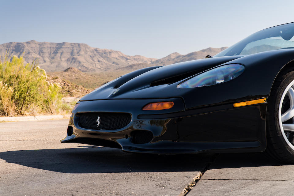 <b>1995 Ferrari F50</b><br />VIN. ZFFTG46A4S0104799<br />Engine no. 41201
