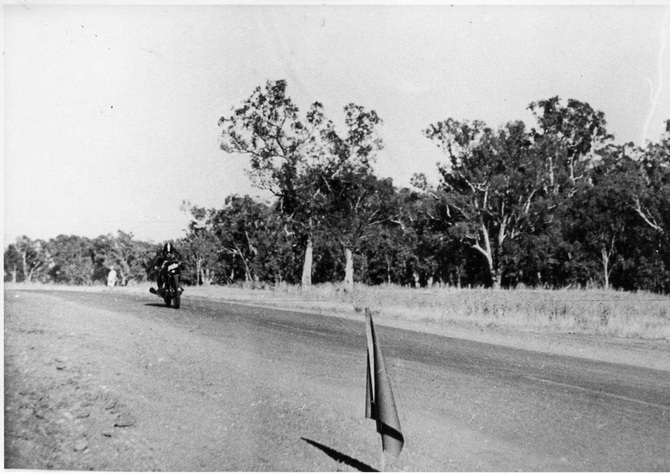 The ex-Tony McAlpine, Jack Ehret, Australian Land Speed Record Breaking, 4 owners from new,1951 Vincent 998cc Black Lightning