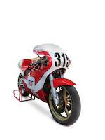 The ex-Pete Johnson, Dale Quarterley 1987 & 1988 AMA Pro Twins GP2 Winning,c.1985 Ducati-NCR 850 2-valve Pro Twins/Bears Road Racing Motorcycle Frame no. HRTT36