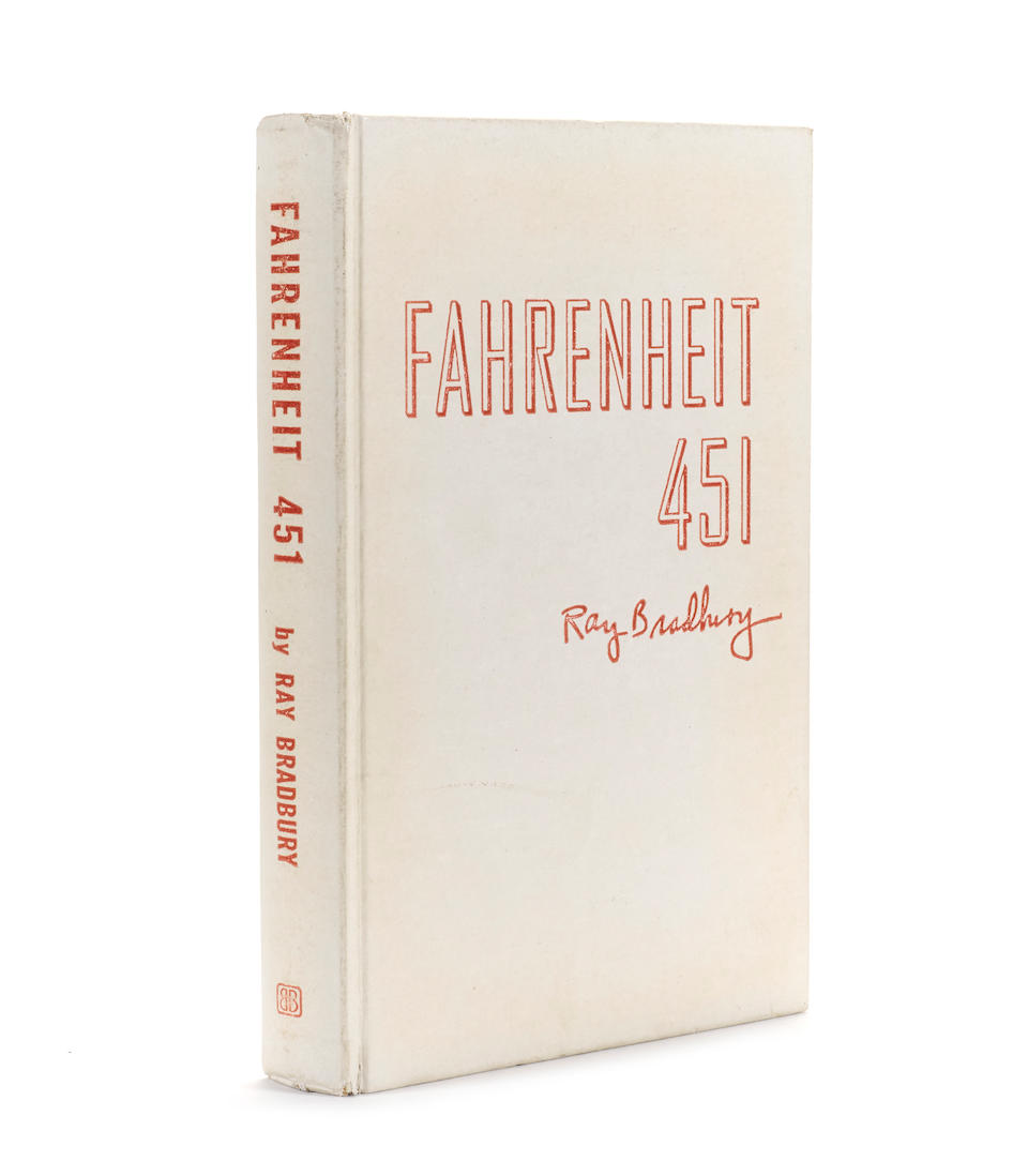 BRADBURY, RAY. 1920-2012. Extensive collection of primary titles, most of which are signed and inscribed.