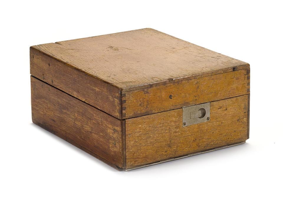 Enigma I machine.