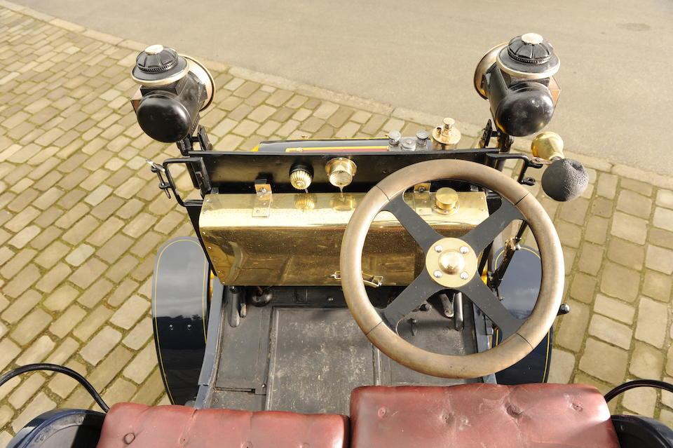 <b>1899 Panhard Et Levassor 6HP Twin Cylinder Wagonette</b><br />Engine no. 1510