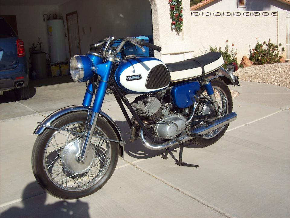 1967 Yamaha 246cc YDS3 Catalina Frame no. Y23-29987 Engine no. D9-29987