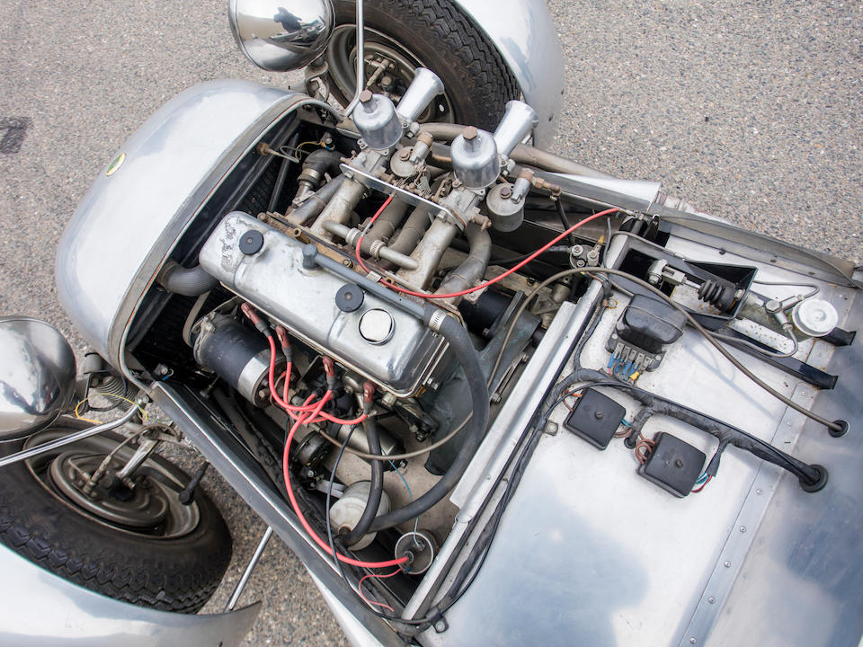 <b>1954 Lotus MK6</b><br />Chassis no. Mk6/95<br />Engine no. D21815AD