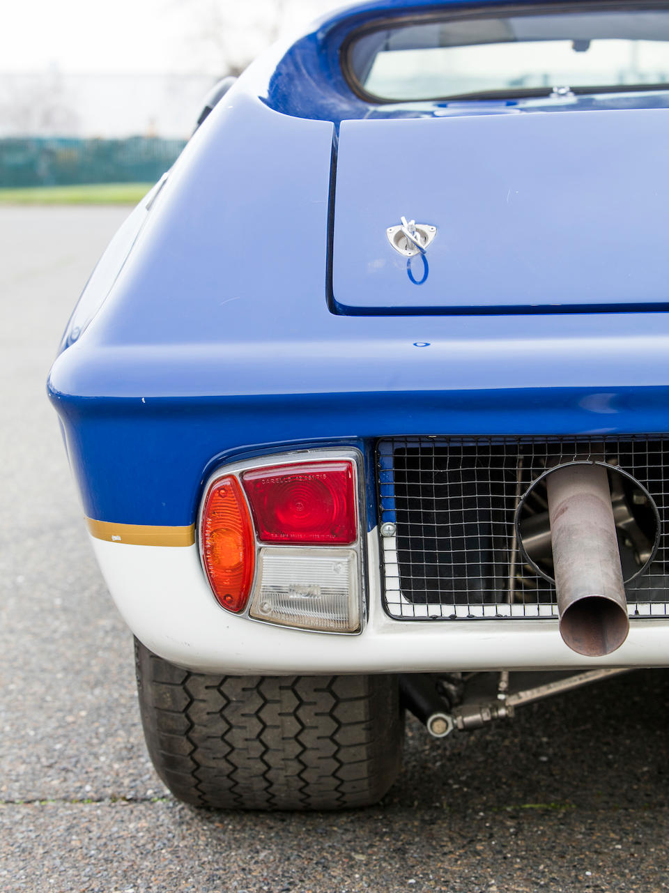 <b>1967 Lotus 47 GT-015 Group 4 Competition Coupe</b><br />Chassis no. 47 GT 015<br />Engine no. 47 R 9