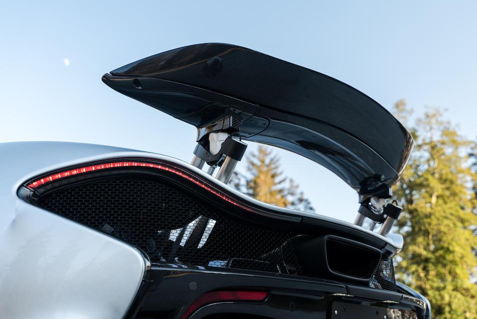 <b>2015 McLaren P1</b><br />VIN. SBM12ABA7FW000343