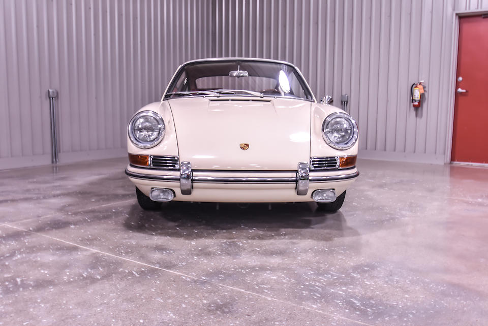 <b>1965 Porsche 911 2.0 Coupe</b><br />Chassis no. 301327<br />Engine no. 901407