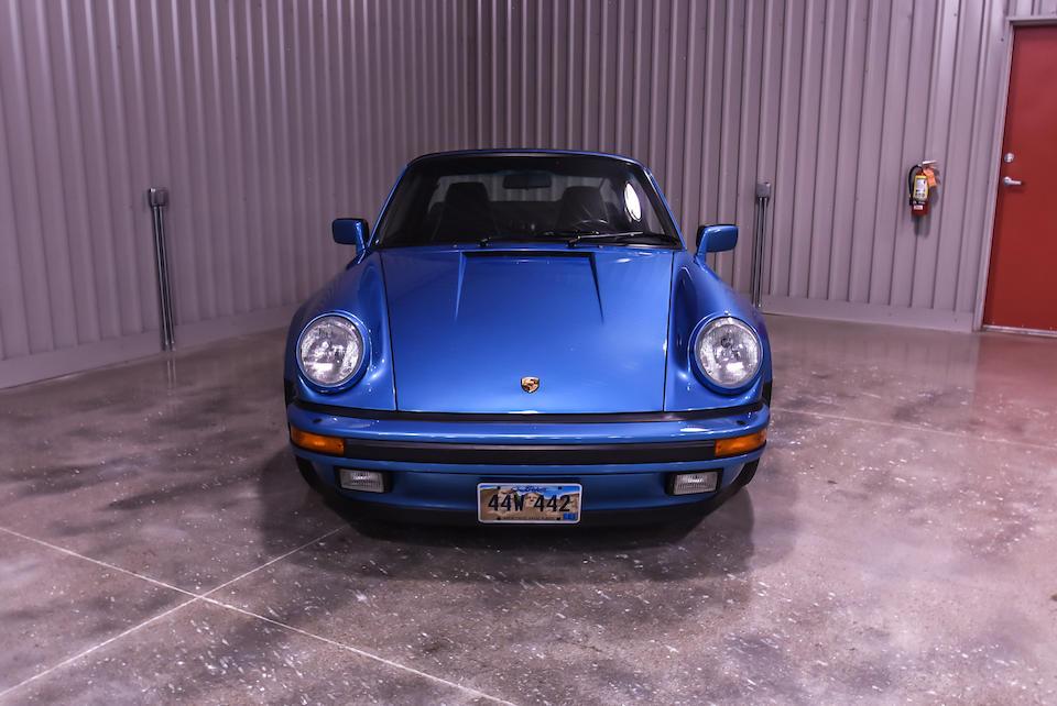 <b>1989 Porsche 911 Carrera 3.2 'M491' Targa</b><br />VIN. WP0EB0914KS160742<br />Engine no. 64K03695