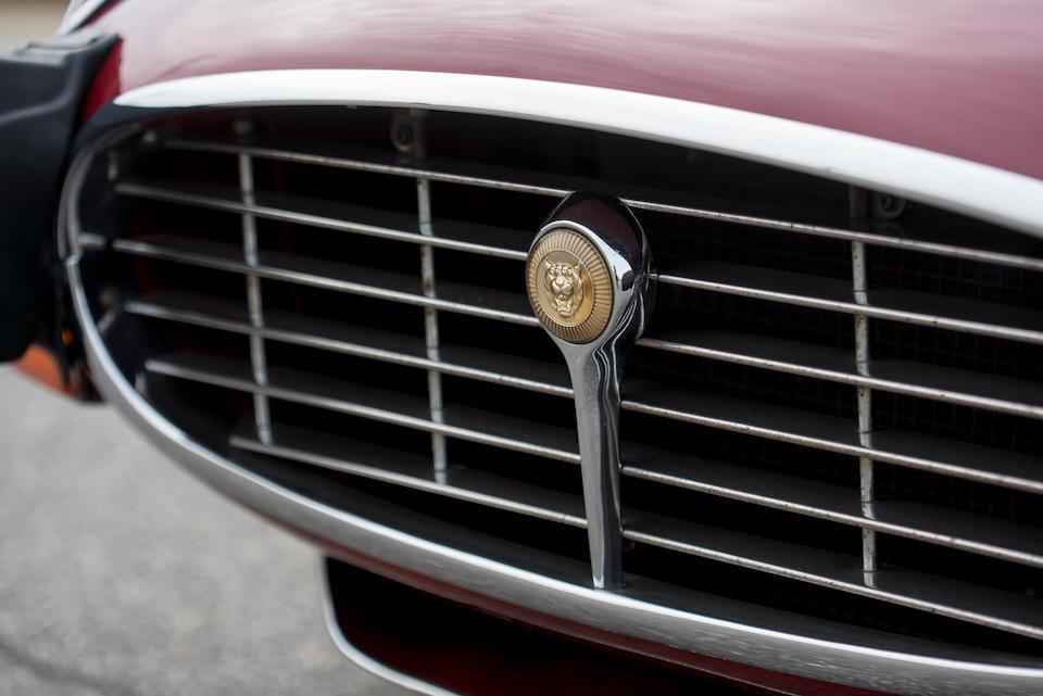 <b>1973 Jaguar E-TYPE SERIES III V12 ROADSTER</b><br />Chassis no. UDIS21989BW<br />Engine no. 7S10368LA
