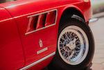 <b>1968 Ferrari 330 GTC</b><br />Chassis no. 11427<br />Engine no. 11427