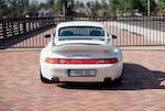 <b>1995 Porsche 911 Carrera RS 3.8</b><br />VIN. WP0ZZZ99ZTS390626<br />Engine no. 63S86224