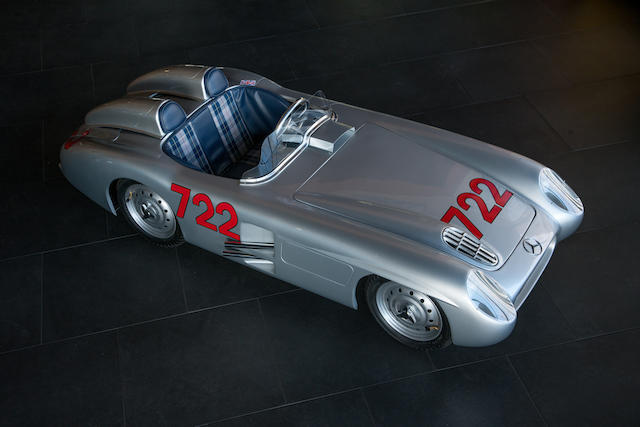 Mercedes-Benz W196 SLR Children's Car