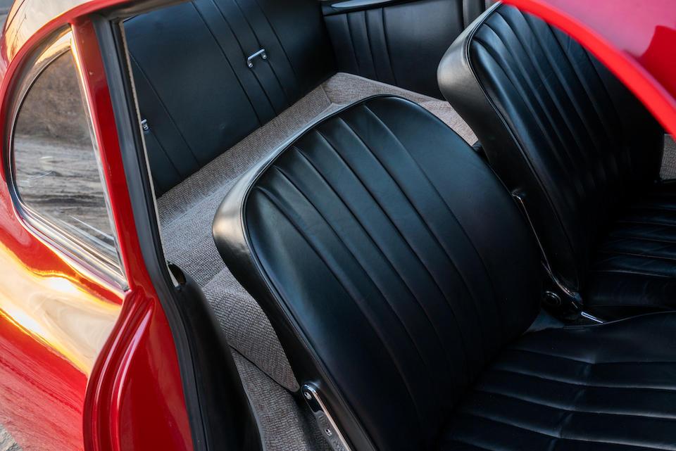 <b>1959 Porsche 356A 1600 Carrera GS Coupe</b><br />Chassis no. 105578<br />Engine no. P93047