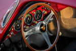 <b>1959 Porsche 356A 1600 Carrera GS Coupe</b><br />Chassis no. 105578<br />Engine no. P93047