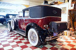 "<b>1928 Minerva Model AK ""SilentLyte"" Town Car</b><br />Chassis no. 58255<br />Engine no. 5260"