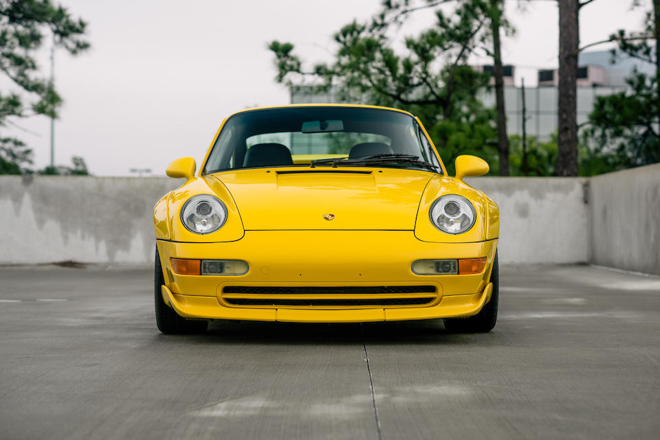 <b>1996 Porsche 911 GT2</b><br />VIN. WP0ZZZ99ZTS392194<br />Engine no. 61T04131
