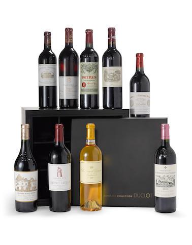 Groupe Duclot Bordeaux Prestige Collection Case 2009 (9)