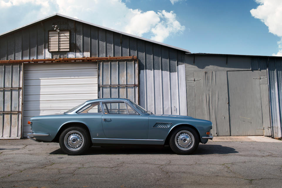 <b>1965 Maserati Sebring II</b><br />Chassis no. AM101/10*103*<br />Engine no. AM101/10*103*