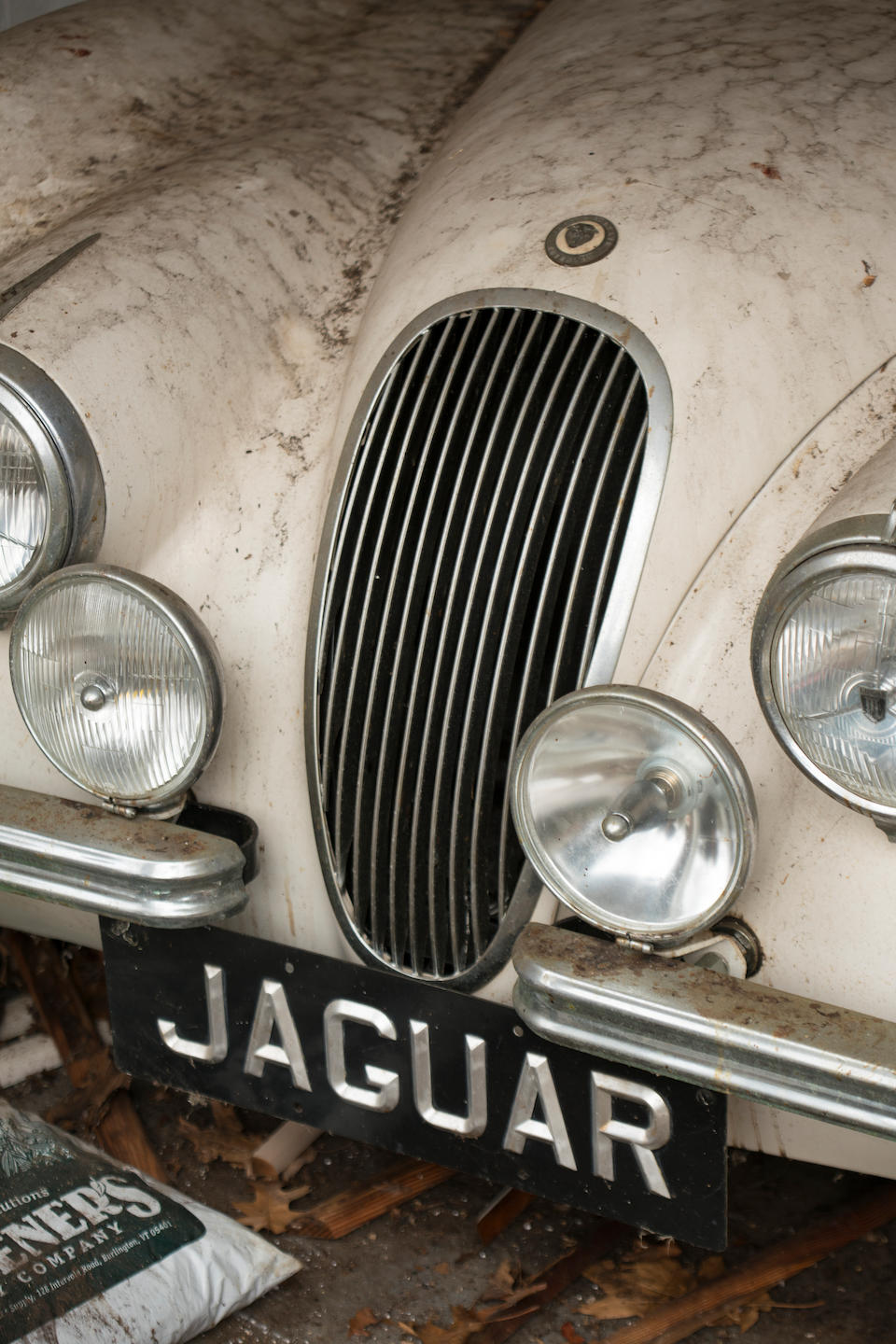 <b>1952 Jaguar XK120 Fixed Head Coupe</b><br />Chassis no. 679265<br />Engine no. W4087-8