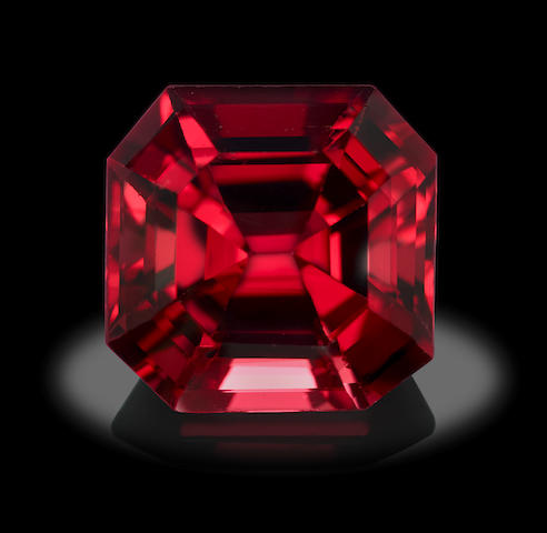 Exceptional Spinel