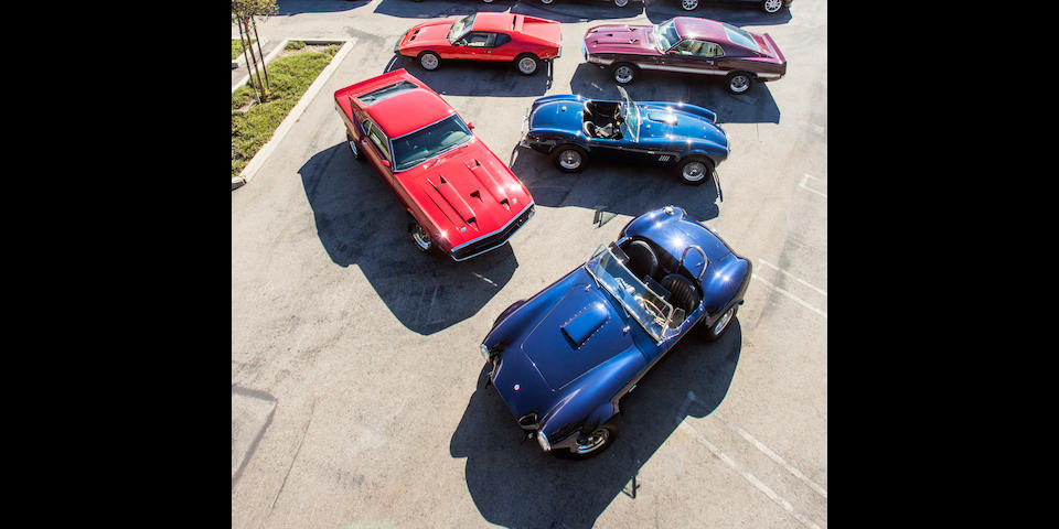 From The Private Collection of Carroll Shelby