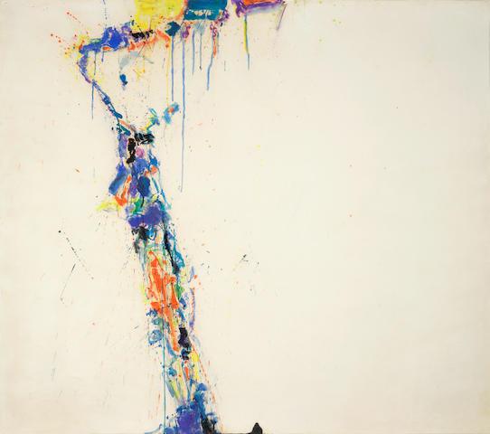 Sam Francis (American, 1923-1994) Summer II, 1957