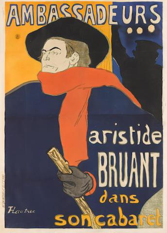 Henri de Toulouse-Lautrec; Ambassadeurs, Aristide Bruant;