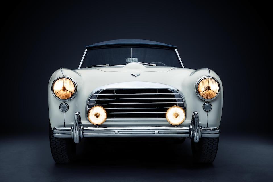 <b>1955 Swallow Doretti</b><br />Chassis no. 1292<br />Engine no. TS5666