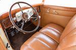 <b>1934 Packard Eight 1101 Convertible Sedan</b><br />Chassis no. 375707