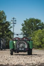 <b>1935 MG Midget P-Type 2-Seater</b><br />Chassis no. PA2015