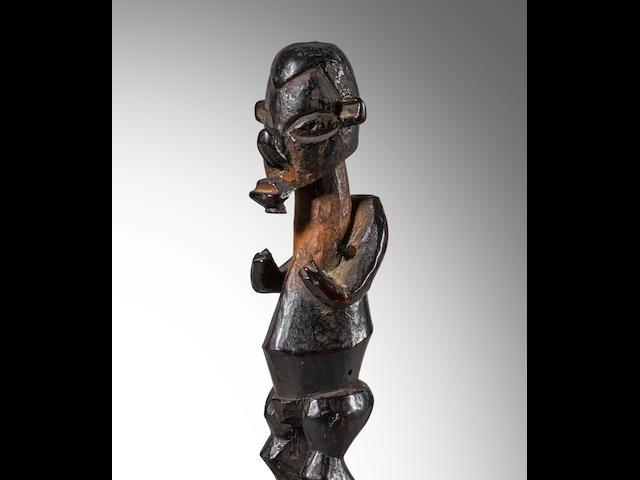 Suku Male Figure, Democratic Republic of the Congo