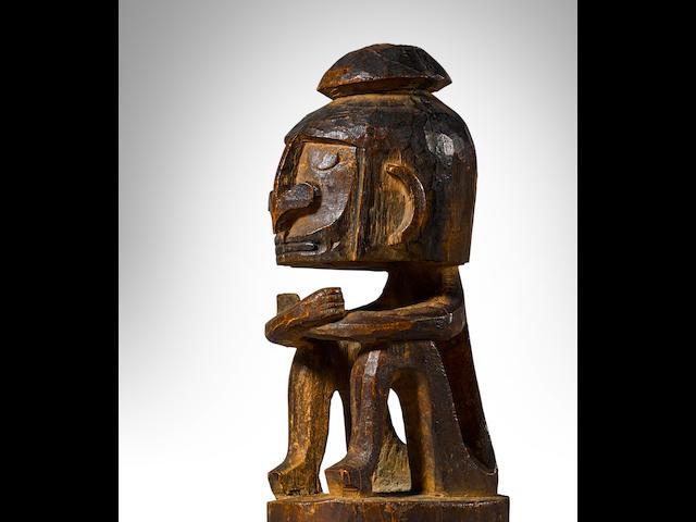 Ancestor Figure, Biak Island, Cenderwash Bay, Irian Jaya